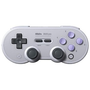 8BitDo SN30 Pro Wireless Controller for PC, Mac, Android, and Nintendo Switch