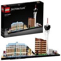 Lego Architecture 建筑系列 拉斯维加斯 21047