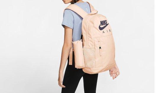 Nike 双肩包、配饰低至5折+额外8折Nike 双肩包、配饰低至5折+额外8折