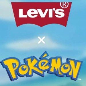 可达鸭、杰尼龟全上线新品上市:Levi's x 皮卡丘任天堂梦幻联名 超强牛仔服饰速抢!断货飞快