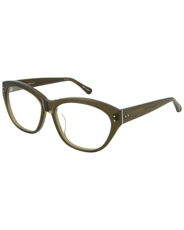 Women's LFL121C4 57mm 眼镜