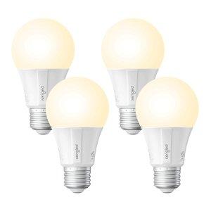 $18.32 (原价$38.99)Sengled Element A19 柔和白光 智能LED灯泡 4支装