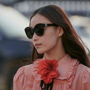 低至2折 $99起独家:Gucci 墨镜特卖 收倪妮同款飞行员、大方框墨镜