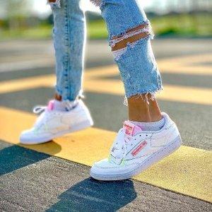 ReebokClub C 85 小白鞋