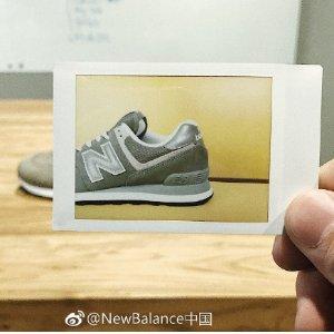 低至5折+额外8折!€50就收New Balance 夏季大促球鞋专场 收复古经典鞋款574