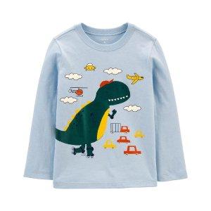12M-24MDinosaur 恐龙长袖T恤