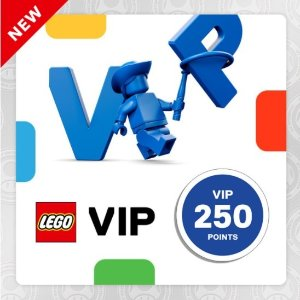 $0 免费领 乐高VIP积分可购物抵扣薅羊毛:Nintendo 官网福利 250 乐高VIP点数 免 费 领