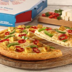 8月19日截止Domino's Pizza 本周特惠 全场披萨半价