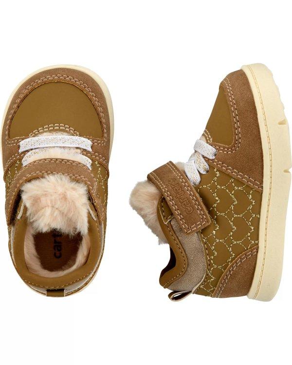 婴幼儿保暖靴