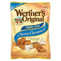 Werther's Original 香草焦糖口味硬糖 2.75oz