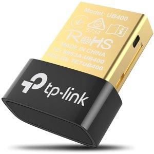 $9.99(原价$16.92)TP-Link UB400 USB蓝牙接收器 台式机也可以无线听歌了