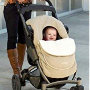 $26(原价$39.95)JJ Cole 宝宝座椅防水保暖袋  - 3色可选