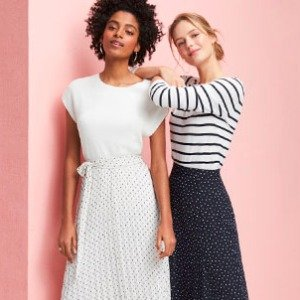 Up to 40% OffWomen's Clothing @ LOFT