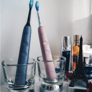 $97.08 全球包邮补税比黑五低:Philips 2018钻石亮白升级版新款 Protective Clean 电动牙刷
