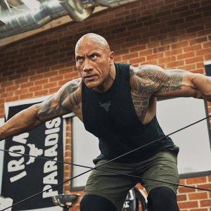 低至7折Under Armour 男士运动服饰清仓专区 练出强森同款肌肉第一步