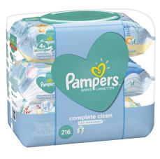 $52.46Pampers Easy Ups Training Underwear, Pampers Baby Wipes & Summer Infant My Size Potty Bundle