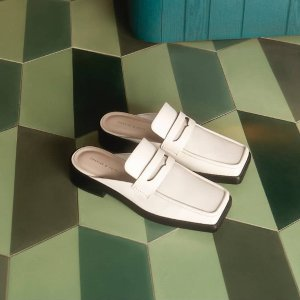 低至5折,新品8.5折即将截止:Charles & Keith官网 百变风格美鞋限时好价