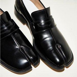 无门槛6折 £354收分趾踝靴黑五独家:解构大师Maison Margiela 海岛爷还是那个设计鬼才
