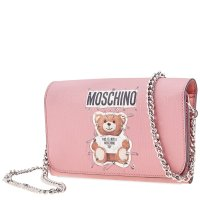 Moschino 小熊链条包