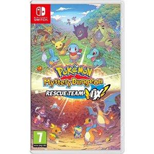 Nintendo宝可梦:不可思议迷宫救助队DX