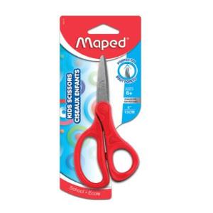 $3.96  凑单佳品补货:Maped 马培德 5寸儿童安全剪刀 人体工学设计