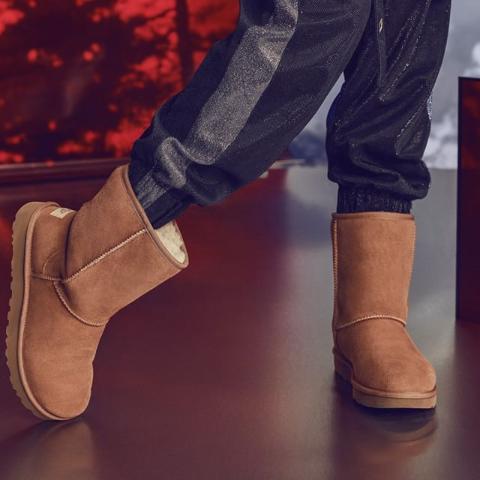 7.5折 温暖你的小脚丫Allsole 精选冬靴热卖 UGG、Barbour、Hunter等都有