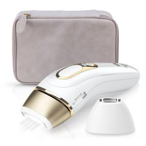 4.9折 现价€292(原价€590)Braun Silk-Expert Pro 5系列 PL5014 家庭IPL激光脱毛仪
