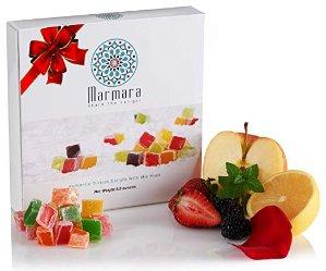 $6.47 漂亮又好吃Marmara 土耳其软糖礼盒 综合水果口味 4.4oz