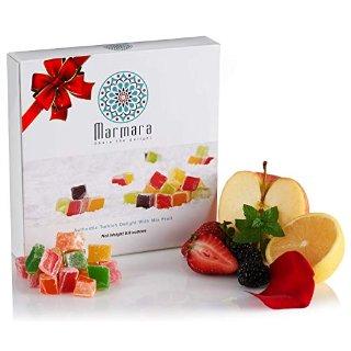 $7.57 漂亮又好吃Marmara 土耳其软糖礼盒 综合水果口味 4.4oz
