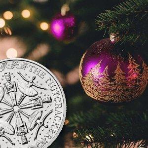 5折起 皇家婚礼、年度纪念盒超值入手!英国皇家铸币厂季末大促 2018年纪念币的末班车