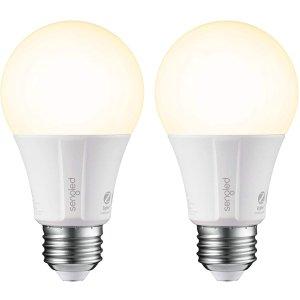$19.99(原价$24.99)限今天:Sengled 智能灯泡2个装 配合Alexa 可调光