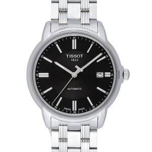 额外减$70 $229+免税包邮史低价:TISSOT T-经典 机械时装男表特卖