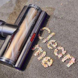 6折起Dyson戴森 无绳吸尘器促销  V8史低$499