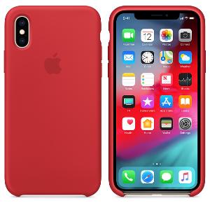 $19.99 多色可选Apple iPhone XS 官方硅胶保护壳