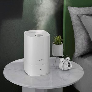 Homasy 超声波静音冷雾加湿器 4.5升大容量