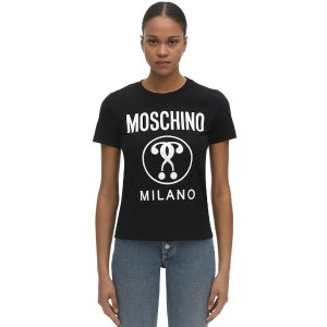 MoschinoLogoT恤