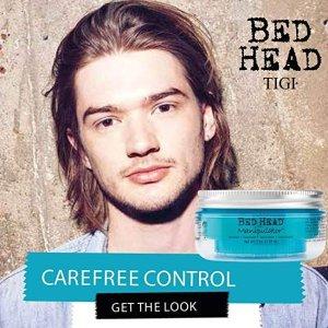 $12.14(原价$22.75) 网友好评TIGI Bed head 魔法发蜡 57ml 随心打造完美发型