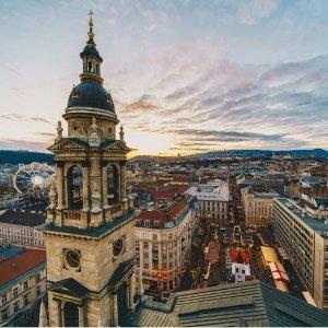 人均£109起 匈牙利首都之旅布达佩斯2-3晚自由行 含超值城市通行卡一张