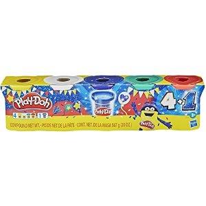 Play-Doh 5色彩泥套装