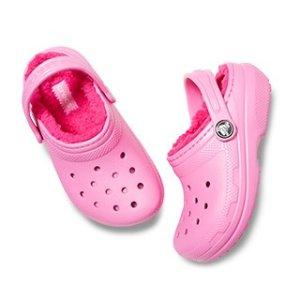 As Low As $11.99Kids Footwear @ Crocs