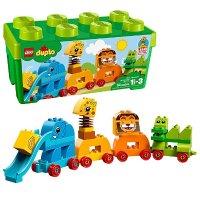 Lego DUPLO 系列 我的动物小火车 10863