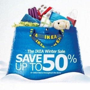 As low as $199IKEA Winter Sale