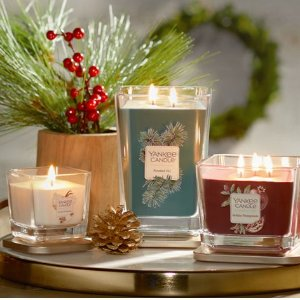 Last Day: 3 For $45Any  Large Classic Jar or Tumbler Candle @ Yankee Candle