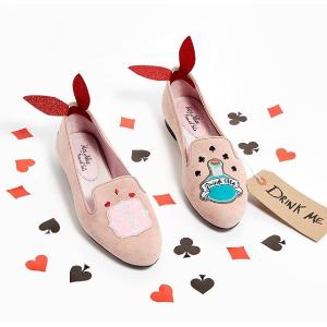 低至4折 £47收Olivia Palermo同款French Sole 世界最美丽的芭蕾平底鞋折扣热卖