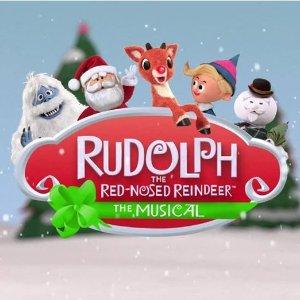 $47起  美帝小朋友圣诞必看《鲁道夫红鼻子驯鹿》圣诞音乐剧 售票中