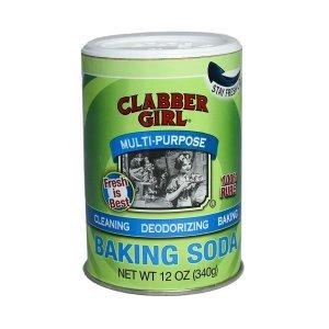 $0.87Clabber Girl Baking Soda 12oz