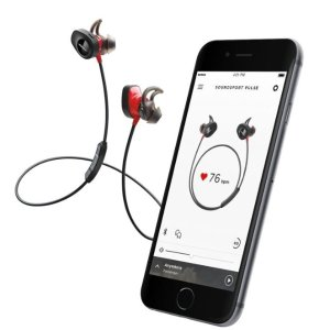 $179.99(原价$249.99)Bose Pulse 能感知心跳的无线运动耳机