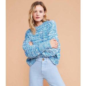 LOU & GREYSlopeside Cropped Sweater