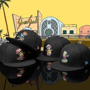低至25折 明星同款棒球帽New Era官网折扣升级!潮流帽子物超所值