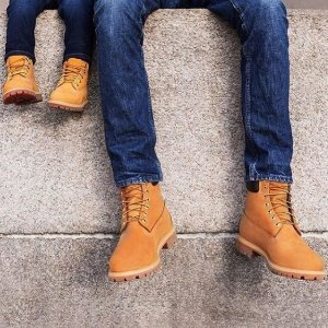 无门槛7.5折 帅气情侣鞋Timberland 精选短靴热卖 收经典大黄靴